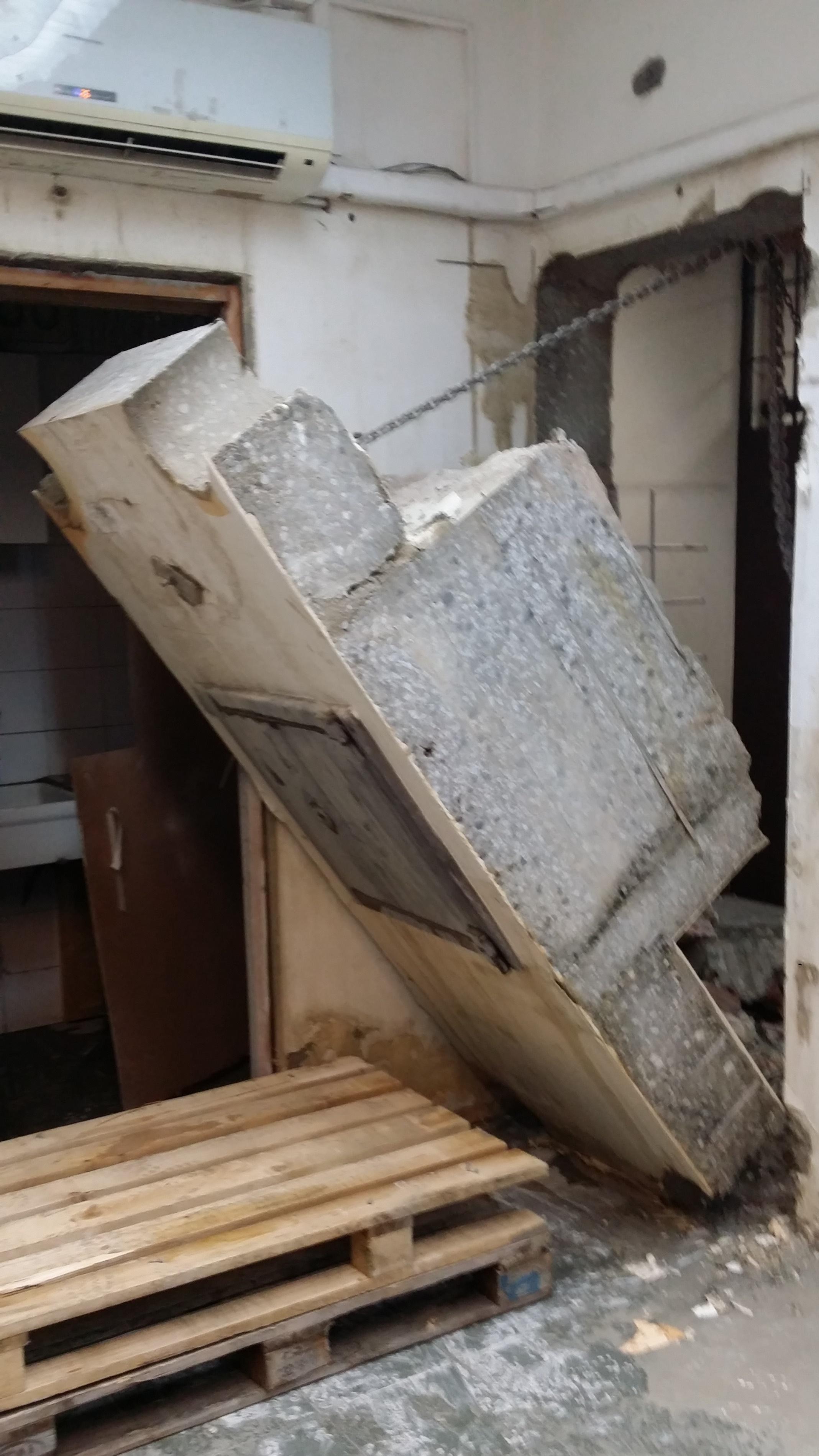 Taglio Solaio Per Scala la foto gallery di demolition group | carotaggio cemento